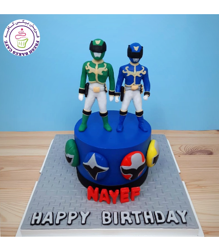Cake - 3D Cake Toppers - 1 Tier 02