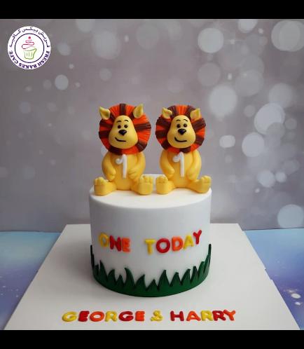 Cake - Raa Raa the Noisy Lion