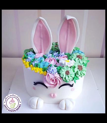 Rabbit Themed Cake 24