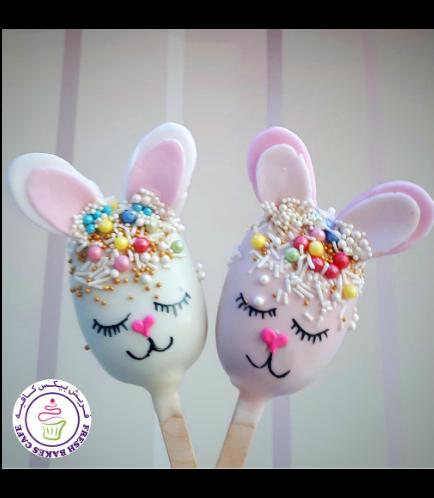 Rabbit Themed Popsicakes 03