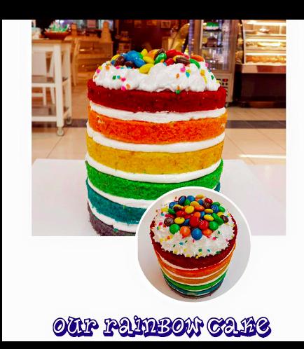 Cake - Naked Cake 02