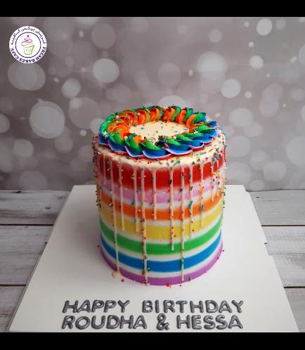 Cake - Cream - Drizzle Cake 02