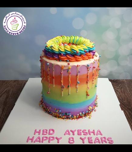 Cake - Cream - Drizzle Cake 01