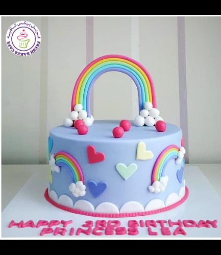 Cake - Themed Cake - Fondant - 1 Tier 14