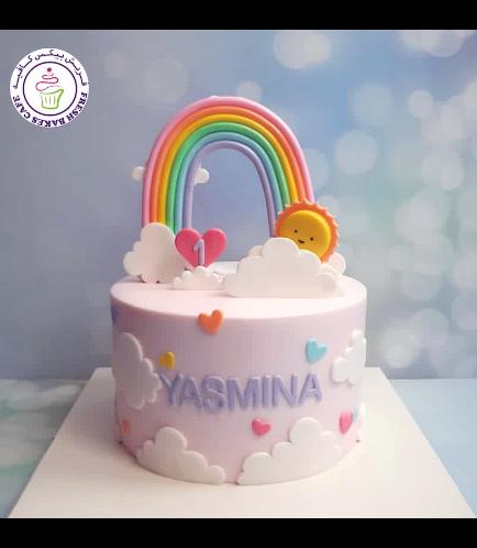 Cake - Themed Cake - Fondant - 1 Tier 15