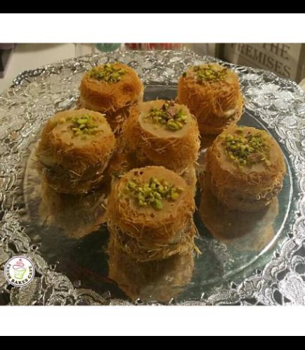 Ramadan Sweets - Banana Nutella Othmaliya