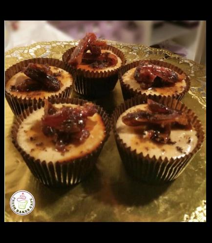 Ramadan Sweets-Dates Cheesecakes (Mini)