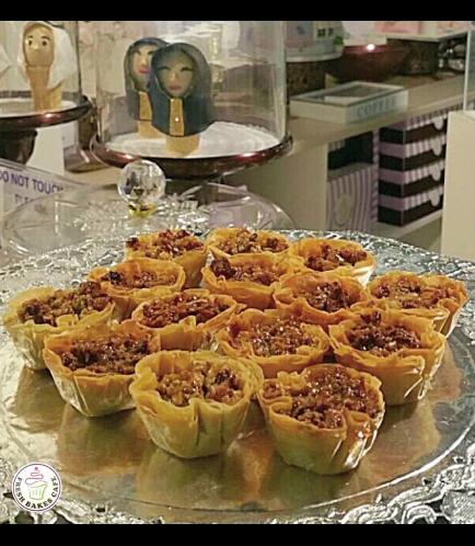 Ramadan Sweets-Small Baklava Cups