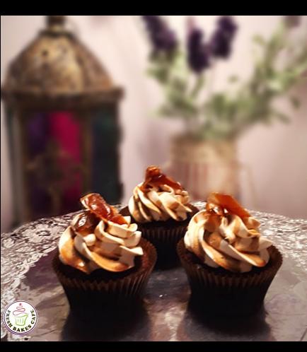 Ramadan Sweets-Dates Cupcakes