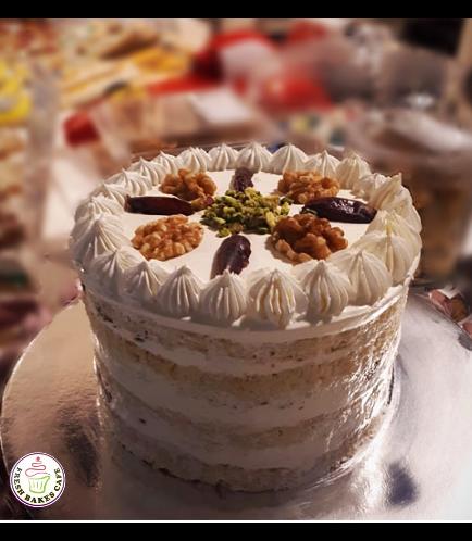 Ramadan Sweets-Maamoul Cake 1a