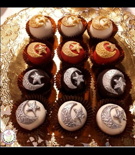 Ramadan Themed Cake Truffles