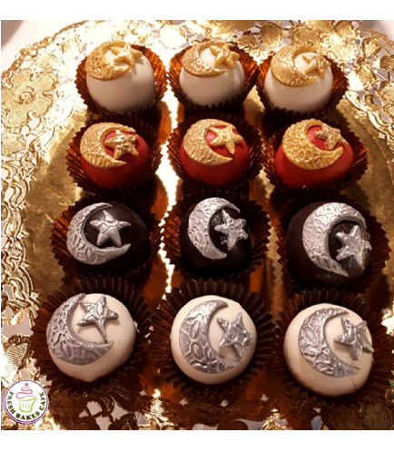 Ramadan Themed Truffles 02