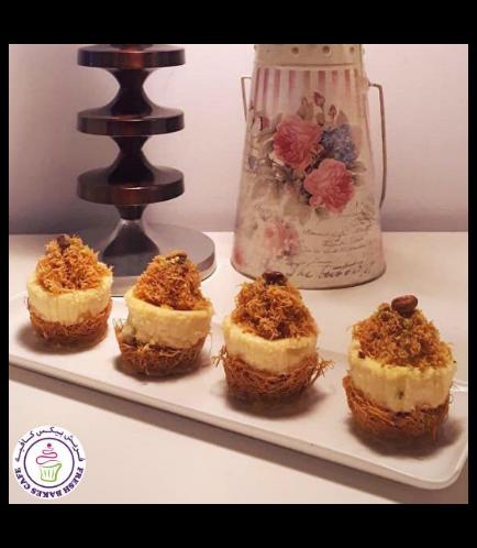 Desserts - Cheesecake - Kunafa - Minis