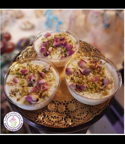 Desserts - Pudding - Rice Pudding