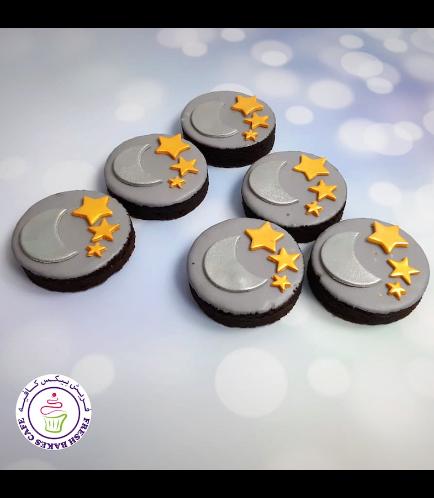 Ramadan Themed Brownies