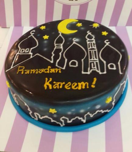 Ramadan Themed Cake 1