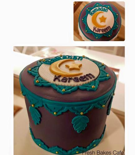 Ramadan Themed Cake 3