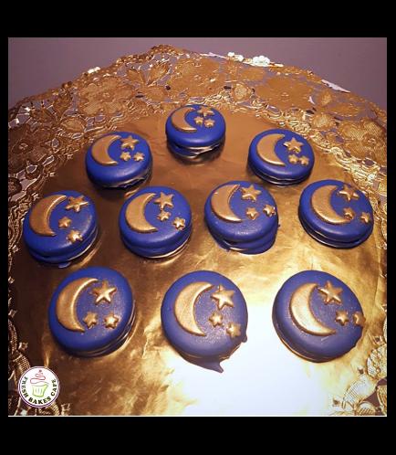 Ramadan Themed Chocolate Covered Oreos 4