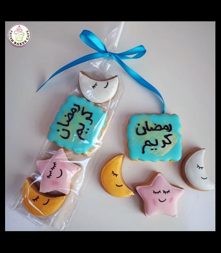 Ramadan Themed Cookies - Minis 01