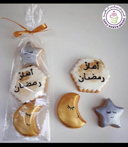 Ramadan Themed Cookies - Minis 02