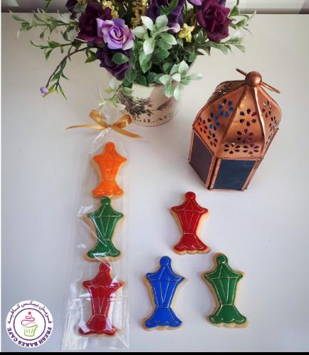 Ramadan Themed Cookies - Minis 04