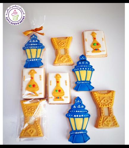 Ramadan Themed Cookies - Minis 05