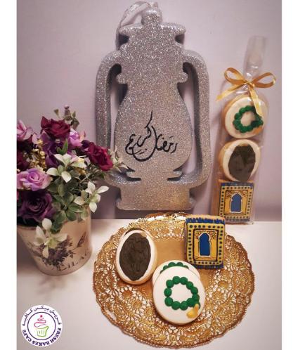 Ramadan Themed Cookies - Minis 06b