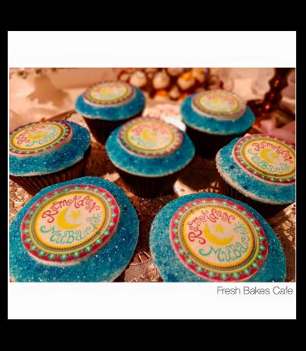 Ramadan Themed Cupcakes 3