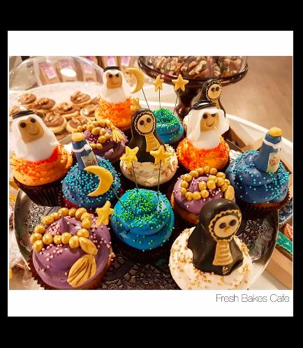 Ramadan Themed Cupcakes 05