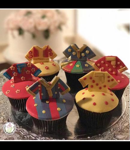Ramadan Themed Cupcakes 11