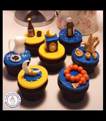 Ramadan Themed Cupcakes 03