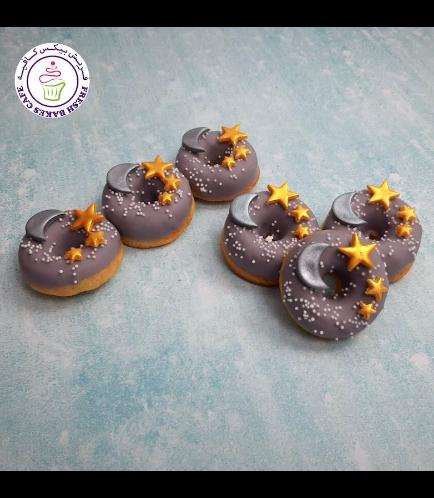 Donuts - Moon & Stars