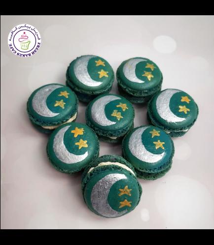 Ramadan Themed Macarons