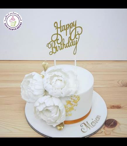 Cake - Ranunculus 03