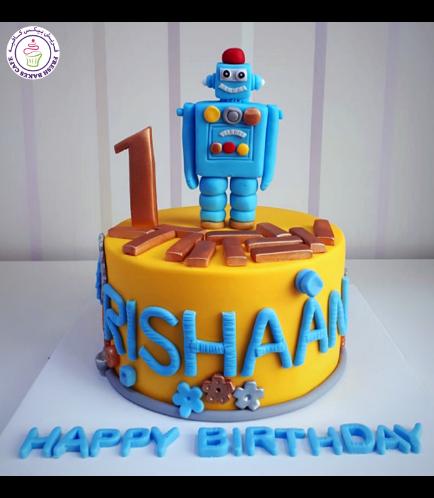 Cake - Robot