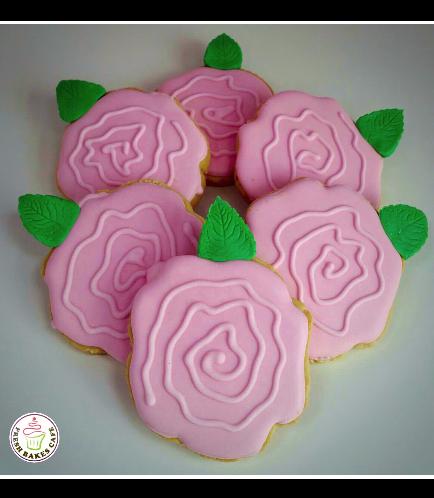 Cookies - Roses 01