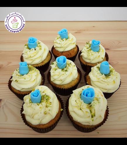 Cupcakes - Roses 03