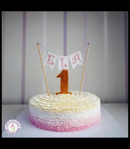 Cream Cake - Pink - Banner 01b