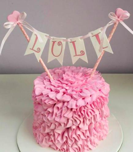 Cream Cake - Pink - Banner 03