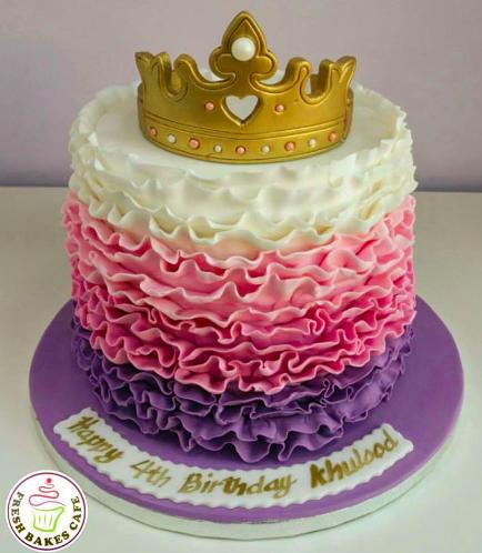 Cake - Ruffles 01