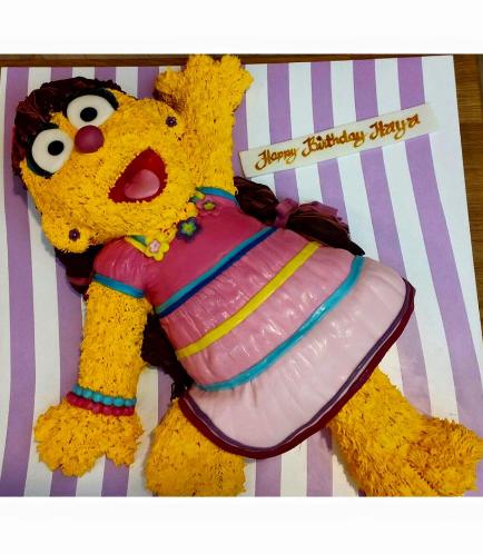 Sesame Street Themed Cake 01