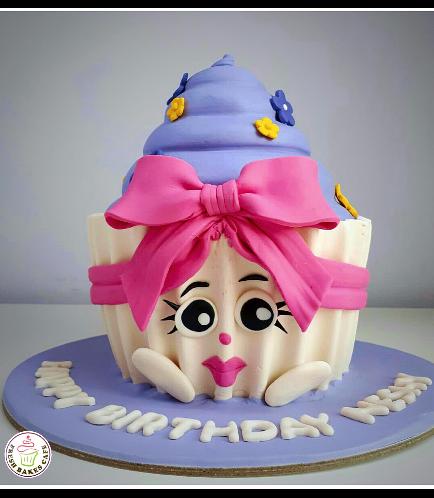 Cake - Mega Cupcake