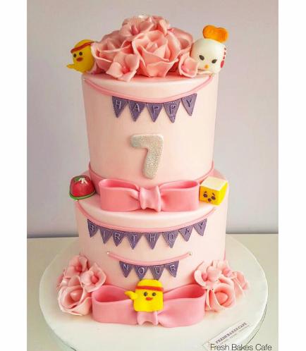 Shopkins Themed Cake 02