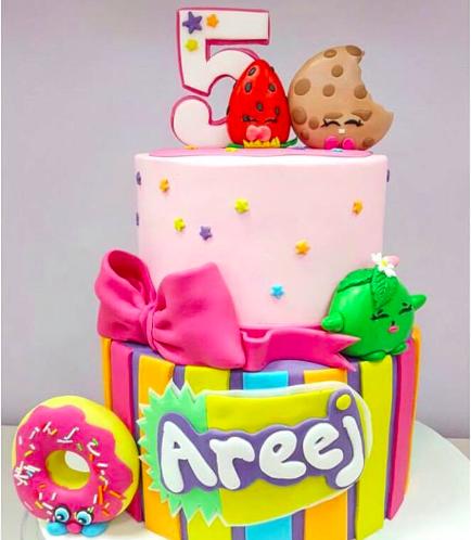 Shopkins Themed Cake 03