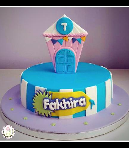 Cake - 2D Cake Topper