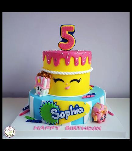 Shopkins Themed Cake 06a