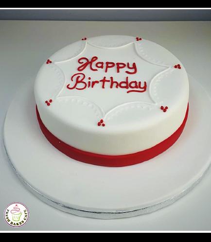 Cake - Simple Design 01