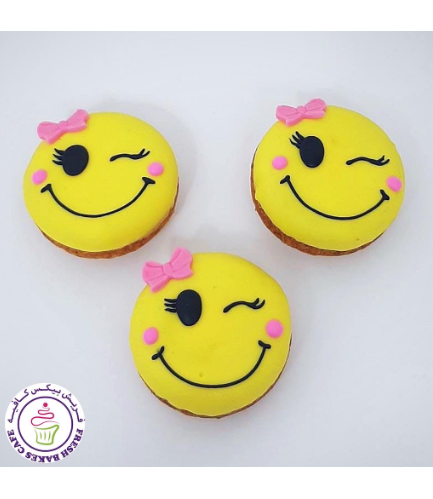 Smiley Themed Donuts 01