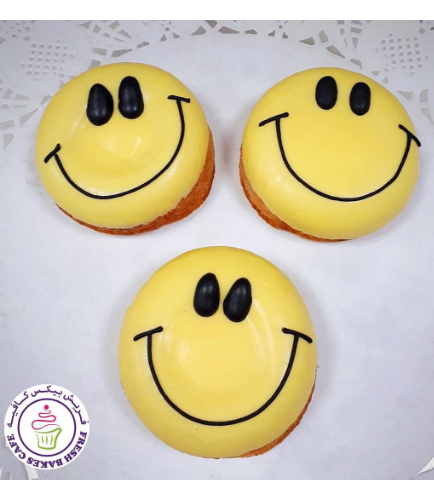 Smiley Themed Donuts 03