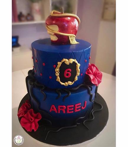 Snow White Themed Cake 04